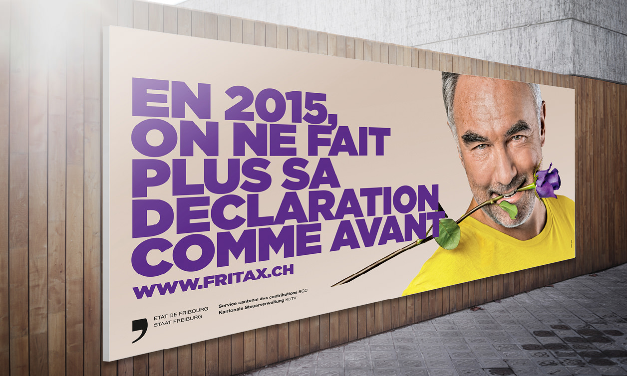 Campagne de communication Fritax